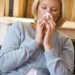 Bild Frau Immunsystem
