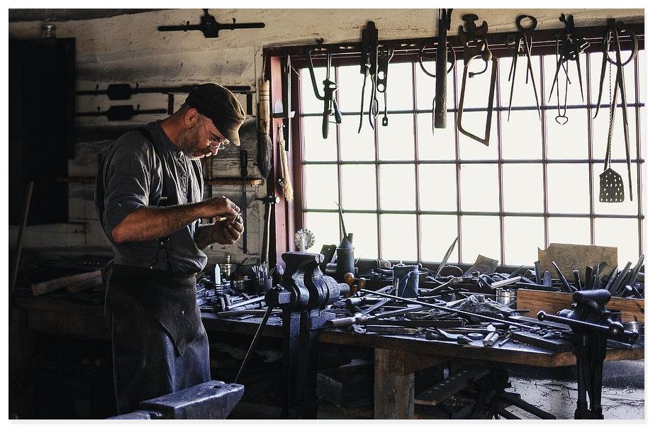 Arthrose die Berufskrankheit für Handwerker